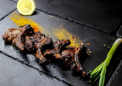 Lime-restaurant-spare-ribbs-plated